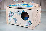 Родильный домик с принтом ТМ Маркисса, фото 3