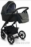 Детская универсальная детская коляска 2 в 1 Bexa Line 2.0 Eco L101 (бекса лайн эко)