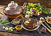 Натуральный травяной фиточай из Карпатских трав и плодов, Подарочный набор высокогорного чая с ягодами, фото 6