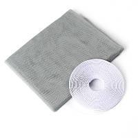 Антимоскитная сетка Houseeker 200х150 см Серый