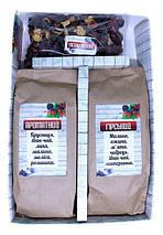 Натуральный травяной фиточай из Карпатских трав и плодов, Подарочный набор высокогорного чая с ягодами, фото 3