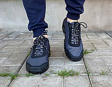 Кросівки чоловічі тактичні демісезонні, сірі, фото 3