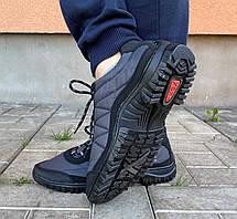 Кросівки чоловічі тактичні демісезонні, сірі, фото 2