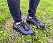 Кросівки чоловічі тактичні демісезонні, сірі, фото 4