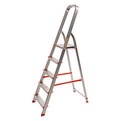 Стремянка алюминиевая Laddermaster Vega A1B5. 5 ступенек