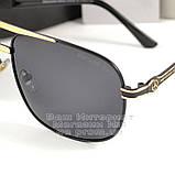 Мужские солнцезащитные очки Mercedes-Benz Прямоугольные с поляризацией для водителей Поляризационные реплика, фото 2