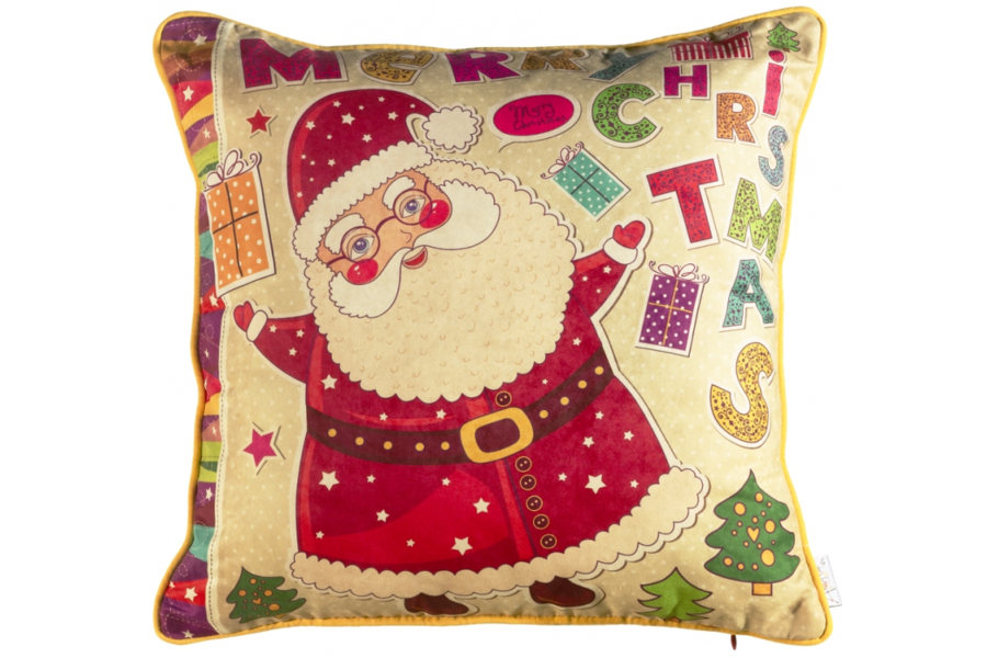 Подушка декоративная Новогодняя сказка 2