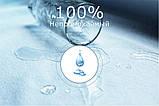 Наматрасник непромокаемый AquaStop 90х190 см с резинкой по 4-м углам, фото 4