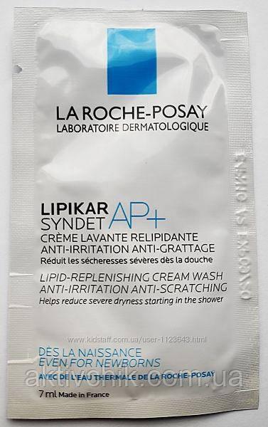 Крем-гель La Roche-Posay Lipikar Syndet АР очищающий для лица и тела