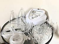 Вакуумный массажер NV-600 NEW  30 шт пластиковых банок