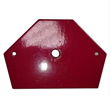 Струбцина магнитная для сварки домик