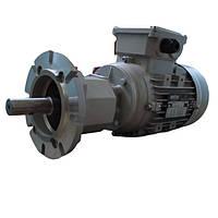 Мотор-редуктор спиральной кормораздачи 50 Гц 1,1 кВт
