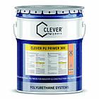 Clever PU Primer 300 2K ПУ Вологостійка грунтовка (4кг)