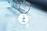 Чехол непромокаемый на матрас AquaStop на молнии 180х200х25 см, фото 5