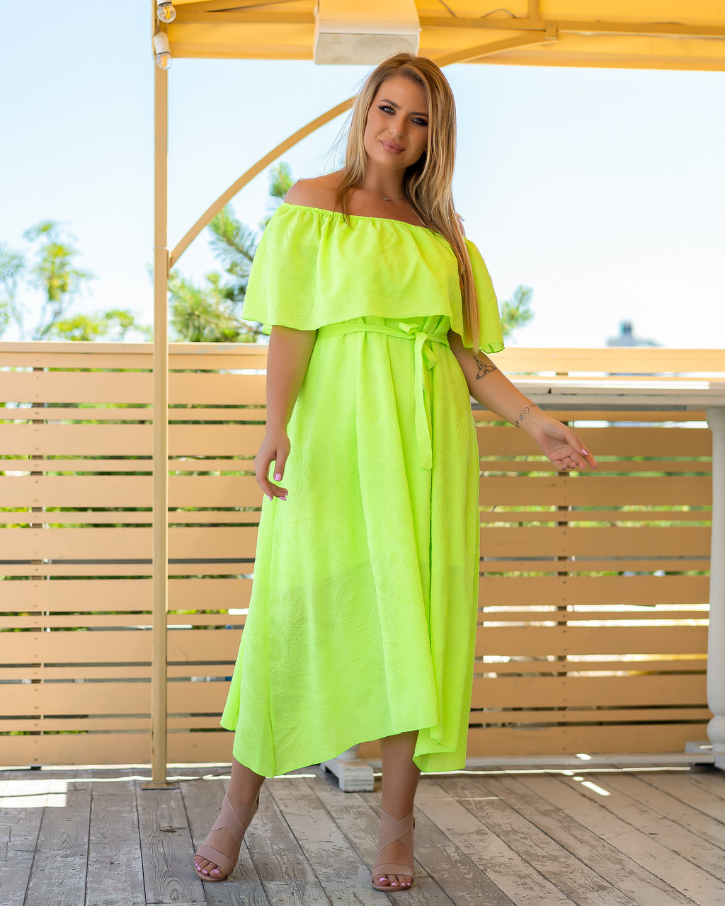 Платье 05299