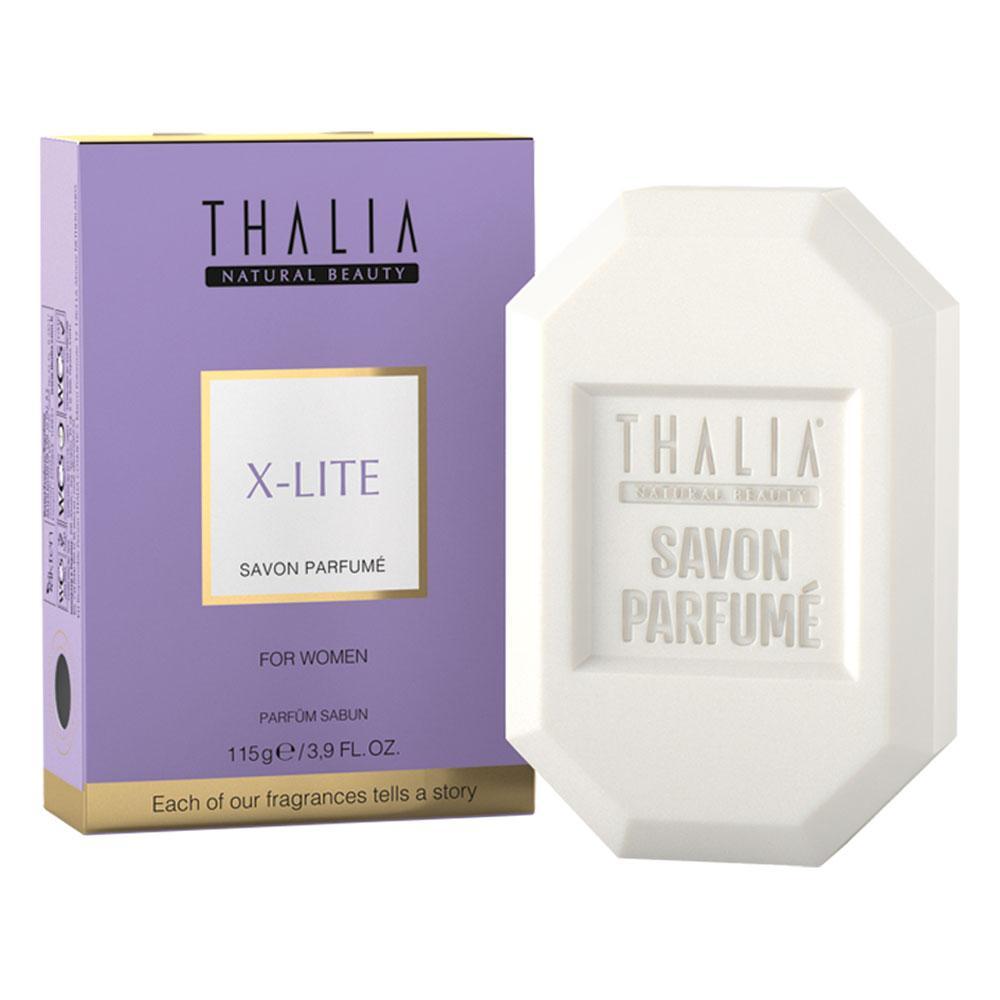 Натуральное парфюмированное мыло для женщин X-LITE THALIA, 115 г