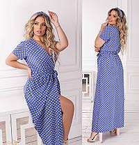 Шикарное платье с V-образным вырезом, фото 2