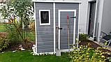 Садовый домик сарай Keter Manor Pent 6x4 Shed, фото 6