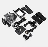 Экшн камера А7 Sport Full HD 1080P. Аналог GoPro gopro. аквабокс, FullHD, крепление на шлем, Видеорегистратор, фото 3