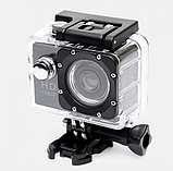 Экшн камера А7 Sport Full HD 1080P. Аналог GoPro gopro. аквабокс, FullHD, крепление на шлем, Видеорегистратор, фото 8