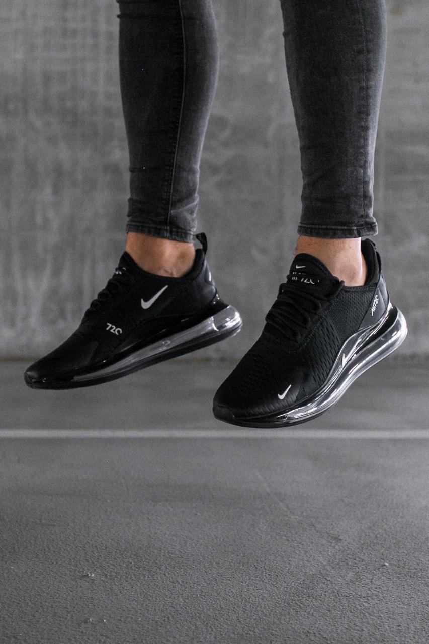 Кроссовки мужские Nike Air Max 270 Triple Black
