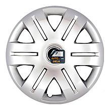 "Колпаки на колеса SJS 406/16"" (Opel Vivaro, Nissan Primastar, Renault Trafic) -63 837"