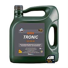 Синтетическое моторное масло Aral HighTronic SAE 5W-40 - 5л