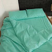Мятное постельное белье