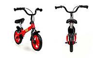 Дитячий велобіг BABY MAXY (червоний)
