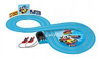 Лучшая гоночная трасса Carrera FIRST 63013 Mickey and the Roadster Racers