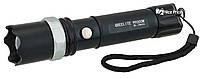 Тактический ручной фонарик Police BL-T8626 с зуммом (3651)