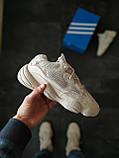 Кросівки чоловічі Adidas Yeezy Boost 500 Бежеві, фото 2