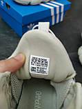 Кросівки чоловічі Adidas Yeezy Boost 500 Бежеві, фото 5
