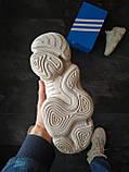 Кросівки чоловічі Adidas Yeezy Boost 500 Бежеві, фото 8