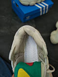 Кросівки чоловічі Adidas Yeezy Boost 500 Бежеві, фото 9