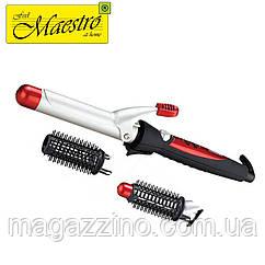 Плойка для волосся Maestro MR-259, 45 Вт.