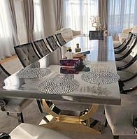 Мягкое стекло на стол (защита на стол) накладка