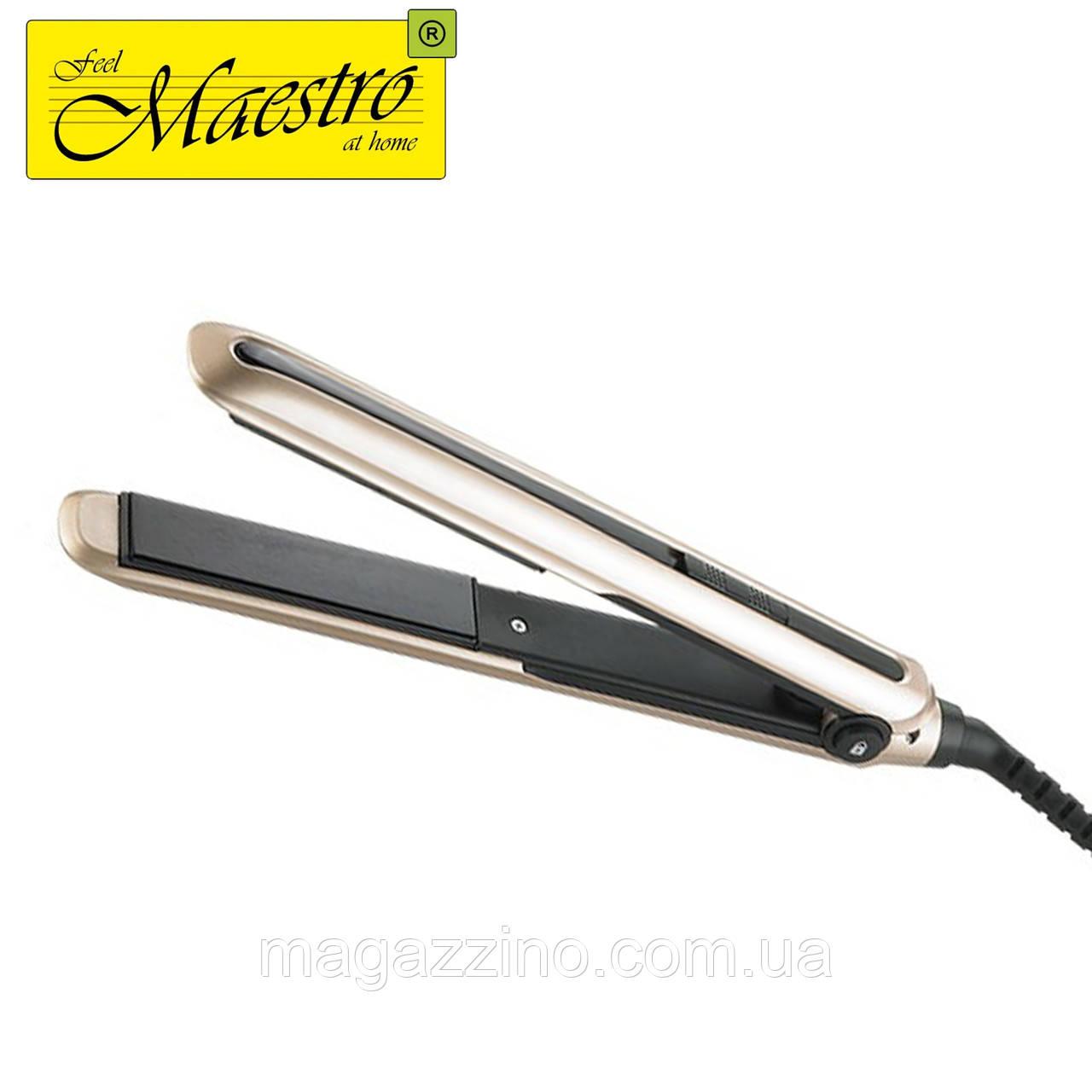 Утюжок для волос Maestro MR-261, 33 Вт.