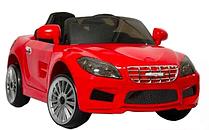 Эл-мобиль T-7648 EVA RED легковая 12V4.5AH мотор 2*20W с MP3 105*60*50 /1/