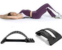 Тренажер мостик для спины magic back для снятия нагрузки с спины и позвоночника