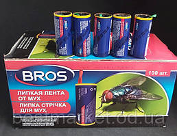 Липка Стрічка від Мух Bros в Упаковці 100 штук