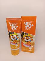 Pororo Sun Block SPF 50+PA+++ Детский солцезащитный крем