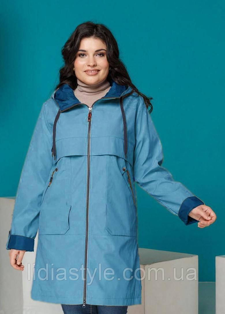Куртка бирюзовая 1311-БР