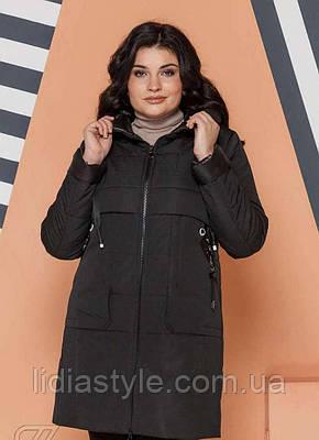 Куртка черная 131-Ч