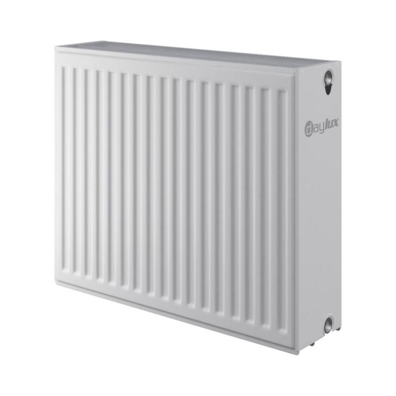 Радиатор стальной Daylux 33-К 600х2400 нижнее подключение