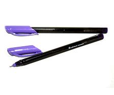 Ручка гелевая Hiper Triada 0,6 мм, фиолетовая HG-205 Ш.К. 8907016033348