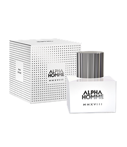Парфюмерная вода ALPHA HOMME MMXVIII pour homme 50 мл.