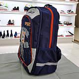 Рюкзак ортопедичний Z1200118 темно-синій M Dr.Kong 970580, фото 2