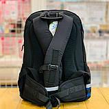 Рюкзак ортопедичний Z1200119 чорний M Dr.Kong 970582, фото 4