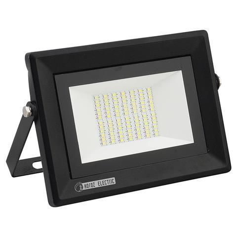 """Прожектор світлодіодний """"PARS-50"""" 50W 2700K чорний"""